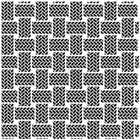black white seamless textile pattern