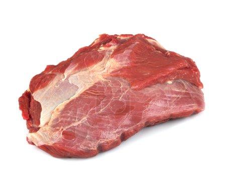 Raw fillet steak