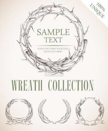 Wreath collection
