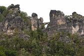 Děčínská vrchovina jsou proslulé turistické atrakce