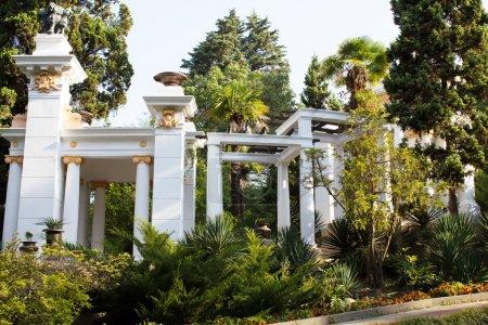 Moorish pavilion, Sochi, Arboretum