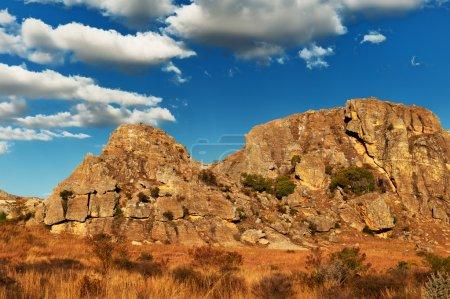 Горы в Мадагаскаре