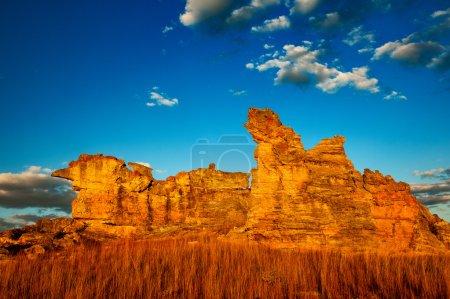 Горы Мадагаскара на