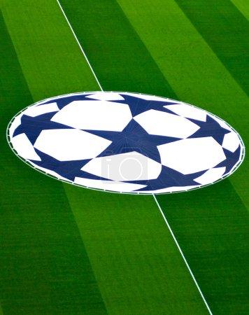 Photo pour ESPAGNE, MADRID - 18 SEPTEMBRE 2012 : Match 1 de la Ligue des Champions de l'UEFA, Real Madrid CF - Manchester City FC, 3 : 2, le 18 septembre 2012 à Madrid, Espagne - image libre de droit