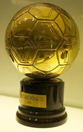 Golden Ball 2008 of Cristiano