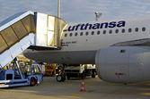 Lufthansa letadla