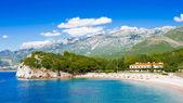 Budva riviera, coast of Montenegro