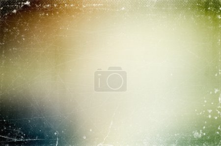 Vintage distressed blurry photo background