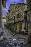 Panoráma města sestola modena Itálie