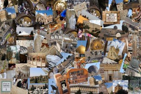 Welcome to Jerusalem background