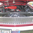 Постер, плакат: 1963 Red Ford Fairlane Engine