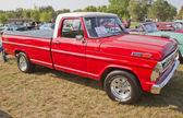 MARION, WI - SEPTEMBER 16: 1969 Ford F100 Ranger T