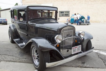 1931 Chrysler Plymouth Car