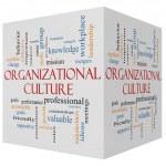 Organizational Culture 3D cube Word Cloud Concept ...