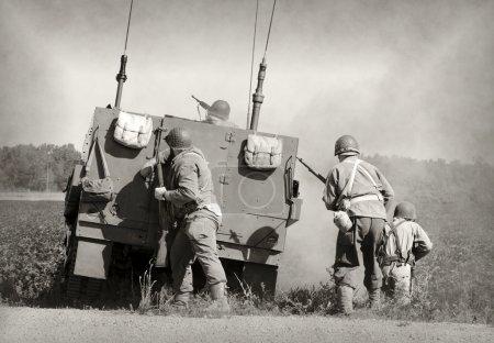 WW2 era battle