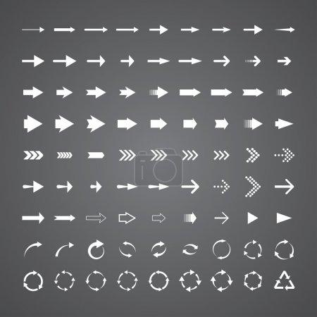 81 arrows
