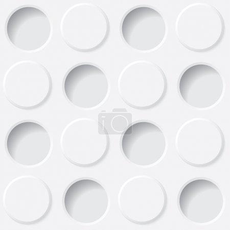 Circles. background