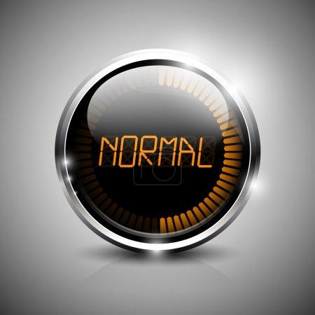 Normal symbol