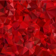 Garnet red abstract background polygon...