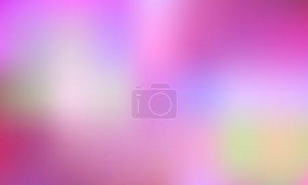 Pink blurred background
