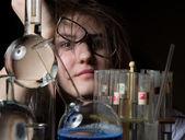 Female scientist funny