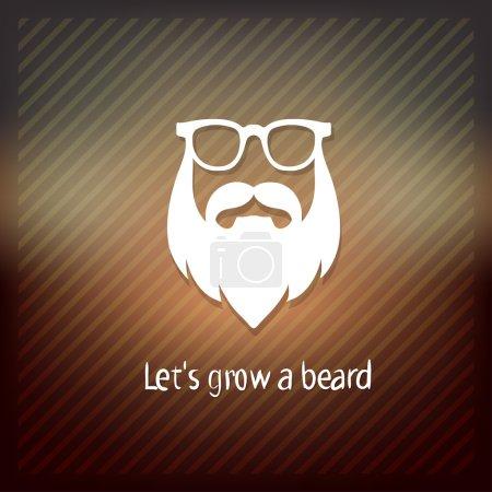 Lets grow a beard.