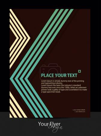 Illustration for Set of Brochure Template | EPS10 Vector Design Card Vector Template | EPS10 Design Abstract for text,Vector Abstract background,Vector Stylish cover design Abstract background - Royalty Free Image