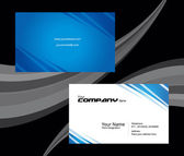 Beautiful Abstract Business Card Design, Cover page design, eps 10