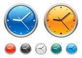 Clock icons 2