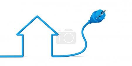 Plug house