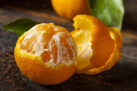 Resfreshing Organic Mandarin Orange