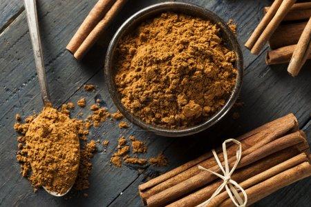 Organic Raw Brown Cinnamon