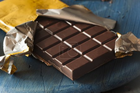 Organic Dark Chocolate Candy Bar