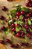 Zdravé bio višně