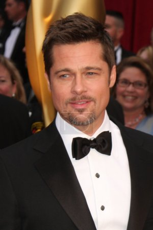 Photo for Brad Pitt arriving at the 81st Academy Awards at the Kodak Theater in Los Angeles, CA on February 22, 2009 - Royalty Free Image