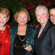 Постер, плакат: Jeanne Cooper Lee Bell Susan Flannery and Christian LeBlanc