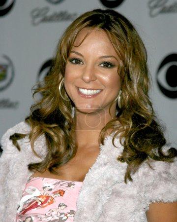 Photo pour Eva La Rue à The Cadillac of Premiere - CBS Money Night Season Premiere Party à Area Nightclub à Los Angeles, Californie, le 18 septembre 2007 - image libre de droit