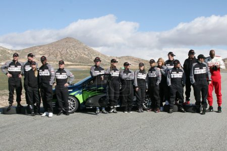 Pro Celebrity Racers