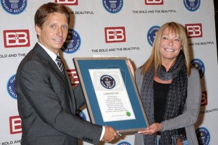 Brad Bell and Rhonda Friedman