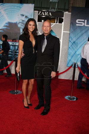 Emma Heming Bruce Willis