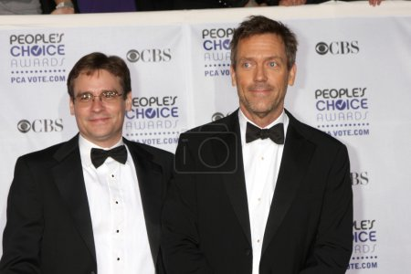 Robert Sean Leonard Hugh Laurie