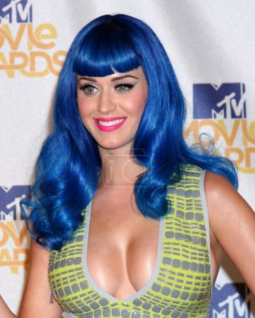 Photo for Katy Perry in the press room of the MTV Movie Awards 2010 at Gibson Ampitheater in Los Angeles, CA on June 6, 2010 - Royalty Free Image