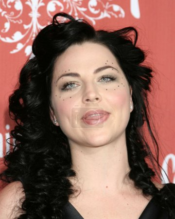 """Photo pour Amy Lee arrive aux """"Scream 2007"""" Awards de Spike TV au Greek Theater à Los Angeles, Californie, le 19 octobre 2007 - image libre de droit"""