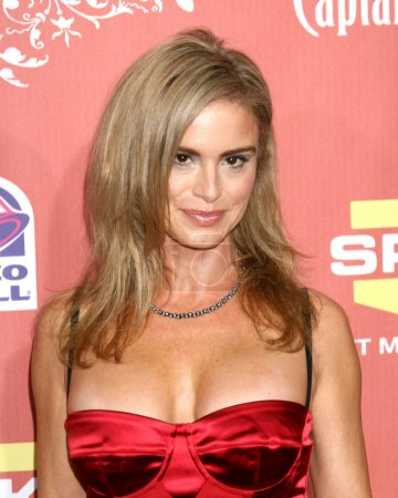 """Photo for Betsy Russell at Spike TV's """"Scream 2007"""" Awards The Greek Theater in Los Angeles, CA on October 19, 2007 - Royalty Free Image"""