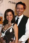 Anna and Yancy Arias