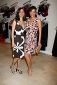 Anna Yarias and Constance Marie