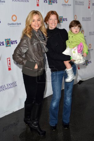 Jessica Collins Michelle Stafford and