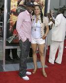Derek Luke & wife