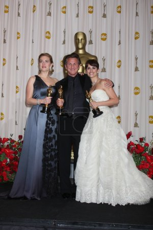Kate Winslet Sean Penn and