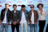 Liam Payne, Louis Tomlinson, Zayn Malik, Niall Horan, Harry Styles of One Direction
